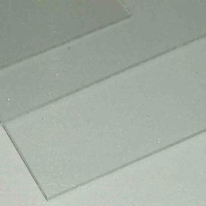 10 mm x 600 x 600 mm Clear Polycarbonate Sheet